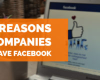 4 Reasons Businesses Leave Facebook
